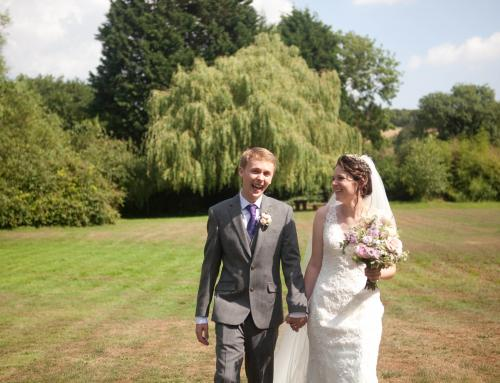 Wedding at Howfield Manor – Chartham