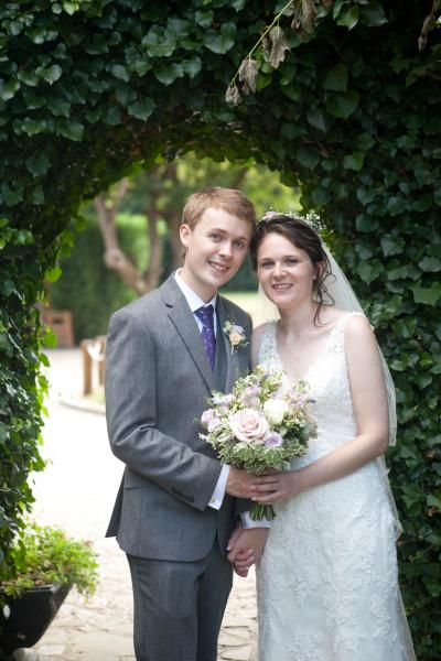 bride groom howfield manor chartham