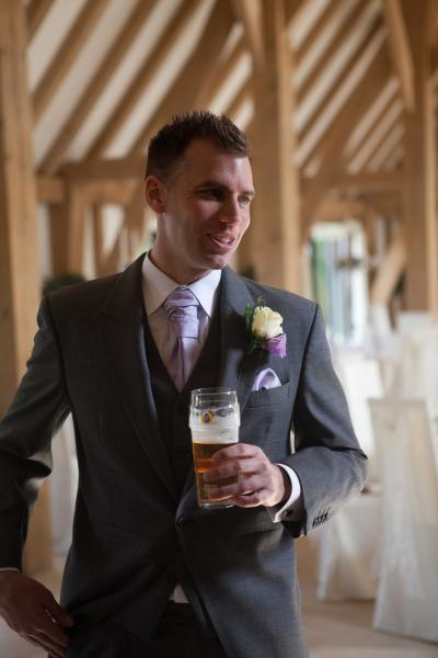 nervous groom old kent barn kent