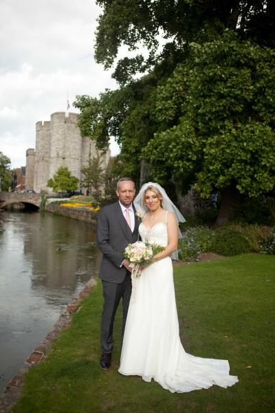 canterbury wedding photography tower house