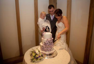 cake cutting old kent barn