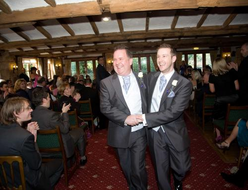 Civil Partnerships – Weddings in Kent