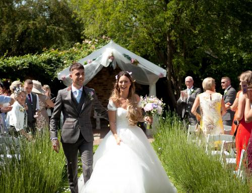 Weddings at Marleybrook House, Near Canterbury